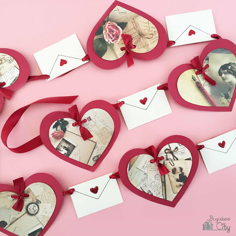 Valentine S Day Love Letter Banner