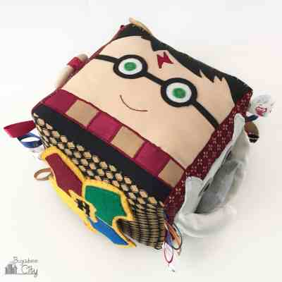 Harry Potter Baby Activity Cube