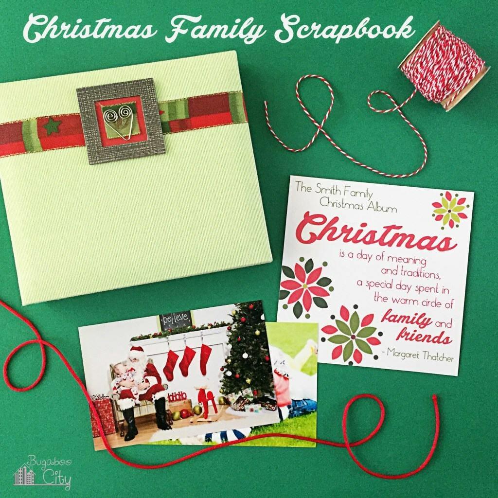 Christmas-Family-Scrapbook