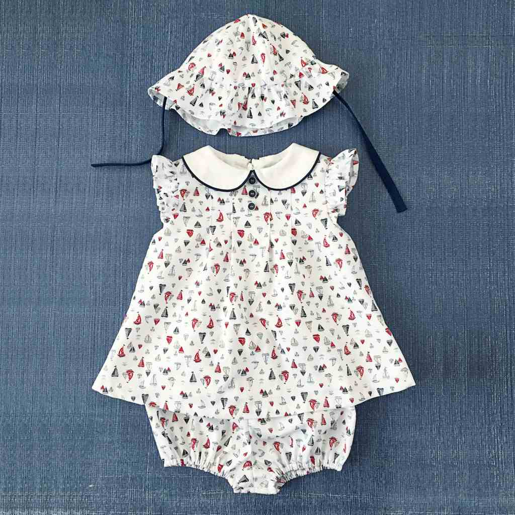 Toddler Fourth of July Dress