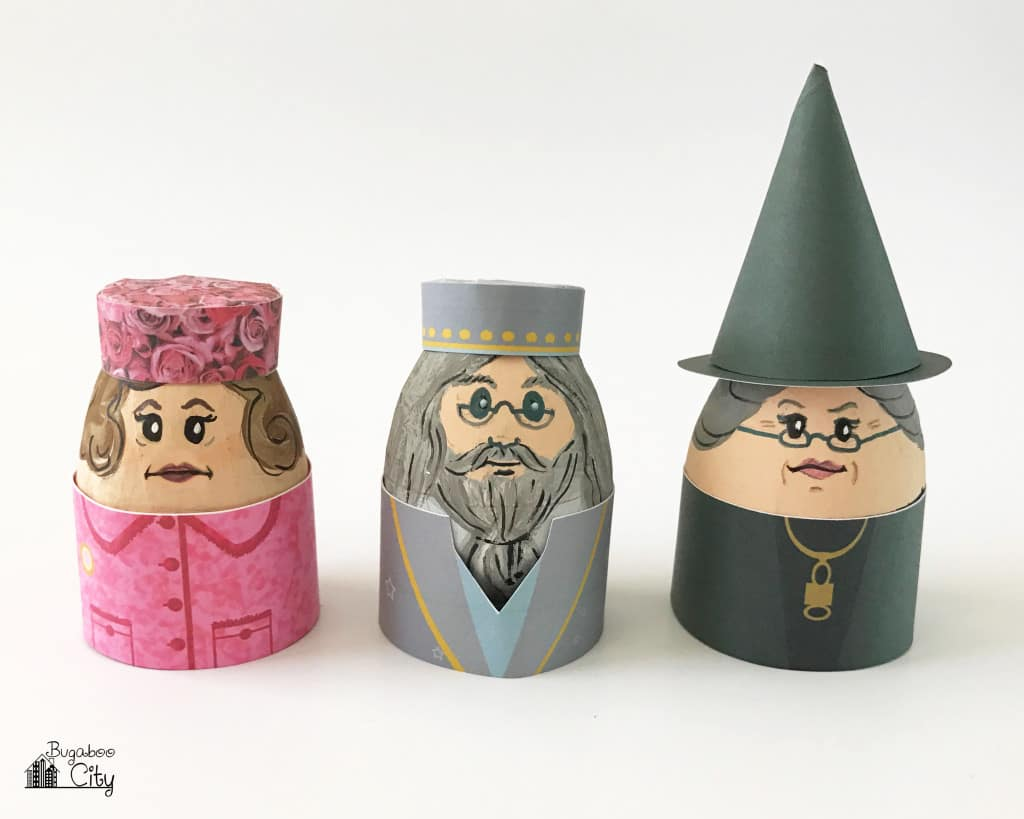 Harry Potter DIY Easter Eggs