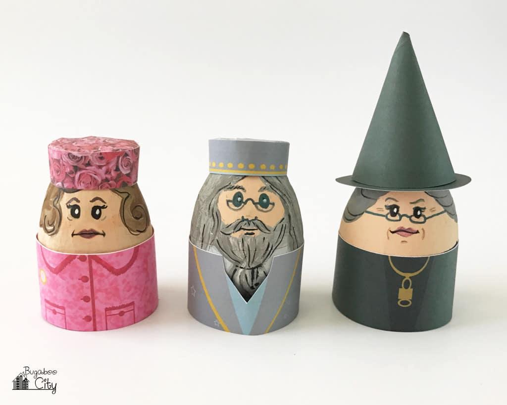 Harry Potter DIY Easter Eggs
