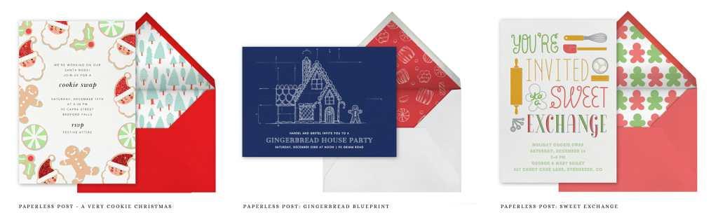 Paperless Post Digital Invitations