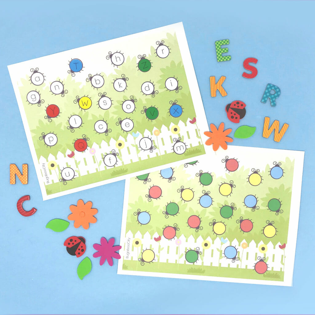 Abc Garden Dot Pages