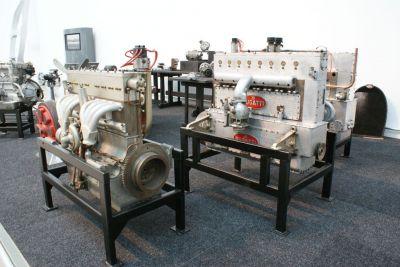 Bugatti Motoren