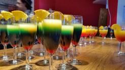 Technicolour drinks
