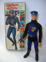 Interview with Captain Action (aka Scott Sebring)