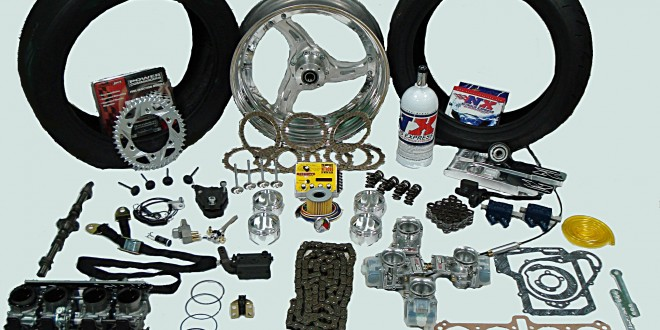 Building Blocks of a Vehicle