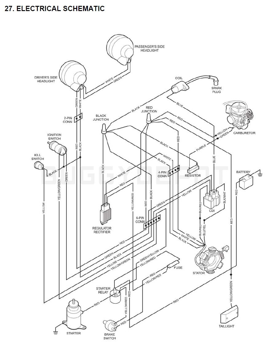 Buggydepot yerf dog 3206 engine diagram to download right click and press \u201csave