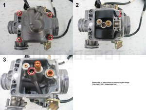 150cc GY6 Carburetor Cleaning Guide  Buggy Depot