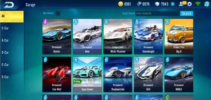 Novos carros