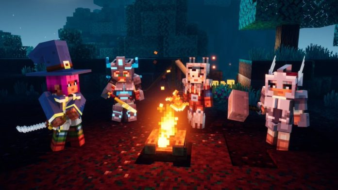 Minecraft Dungeons Download Gameplay