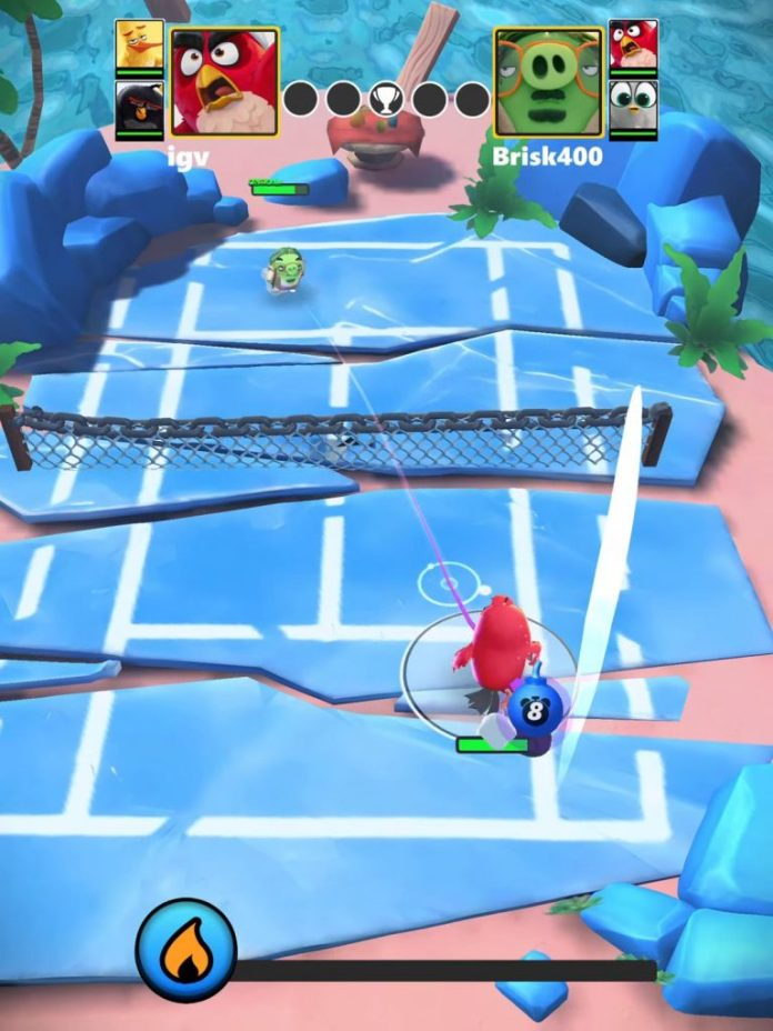 Angry Birds Tennis Download