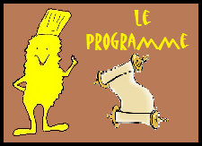 Le programme de la Fête de la Bugne