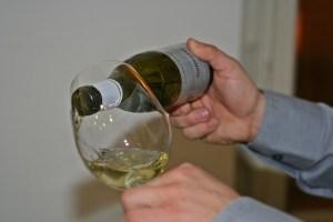 Dégustation de vin Fête de la Bugne