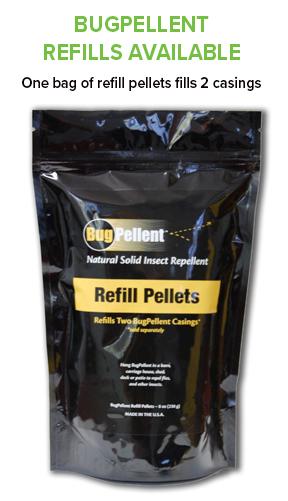 BugPellent Natural Insect Repellent