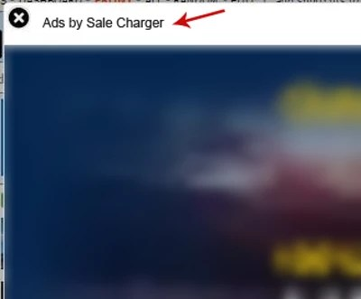 sale charger ads