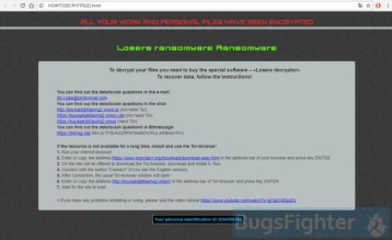 Losers Ransomware