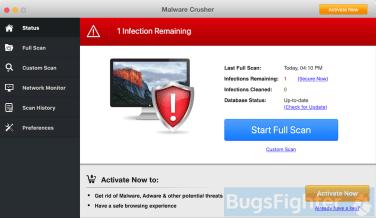 Malware Crusher for Mac