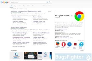 """Ads X"" in Google Chrome"