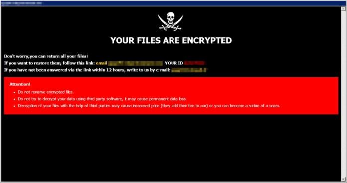 dharma-roger ransomware