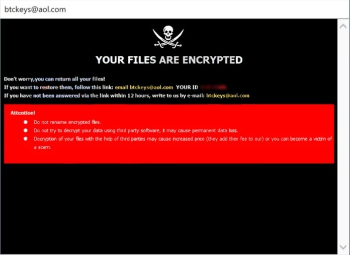 dharma-2020 ransomware