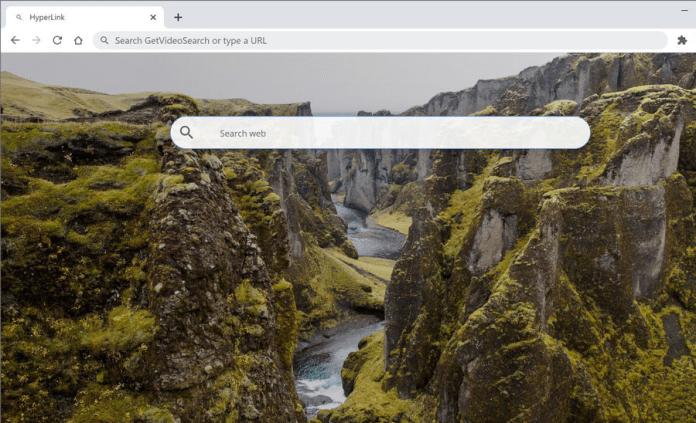 hyperlink search