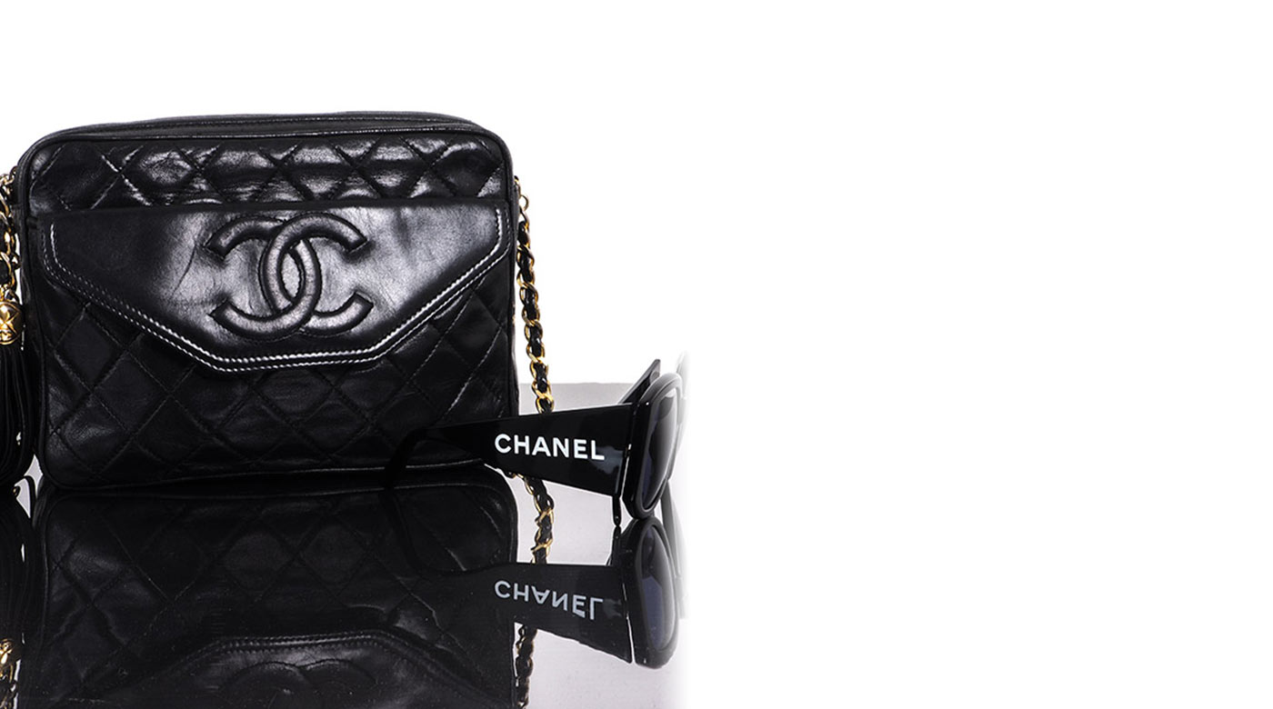 Chanel Bag Sunglasses
