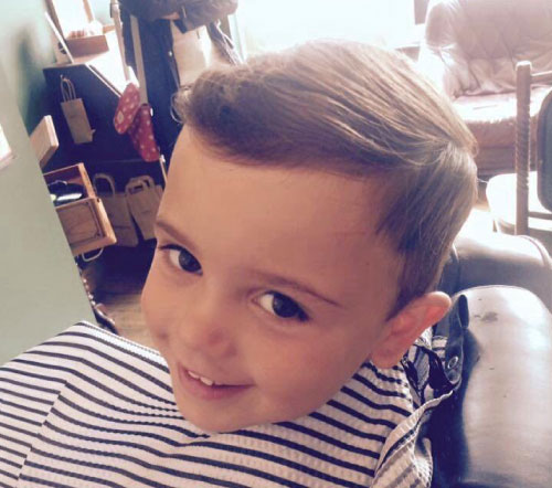 Bugsys Barbers Great Modern Kids Haircuts