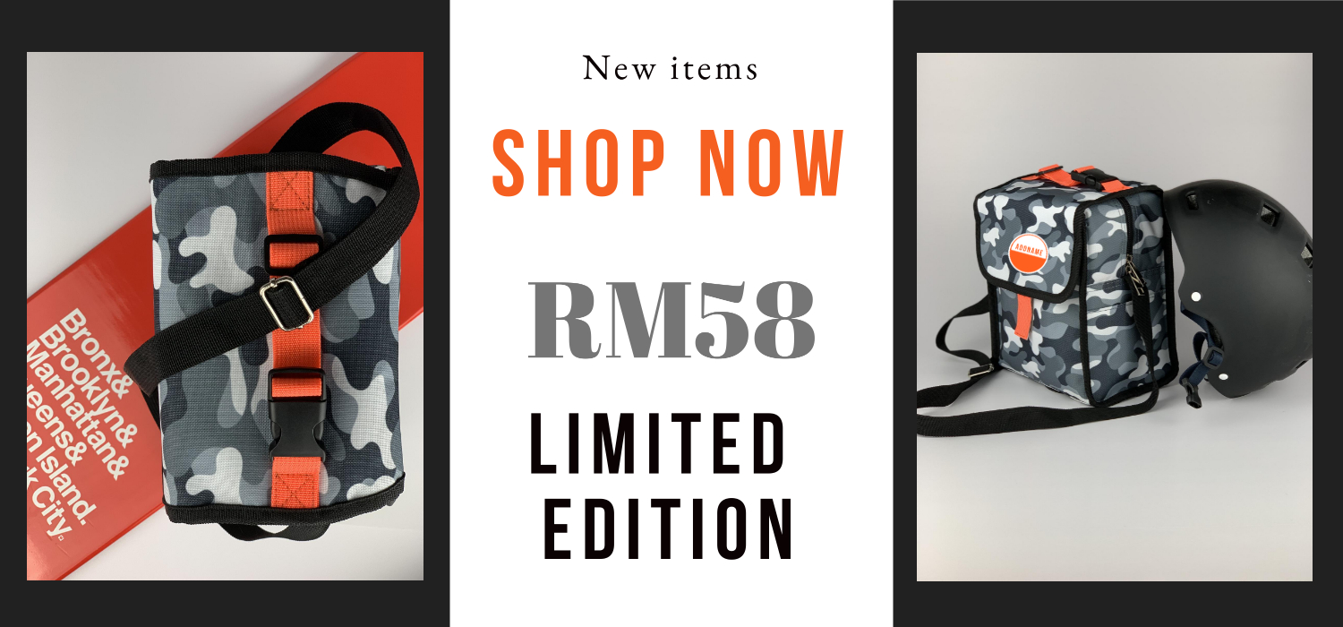 New items. Shop now. RM58. Limited Edition
