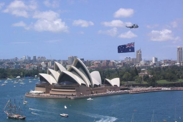 Visiting Places in Australia