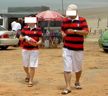 Korean couple clothes