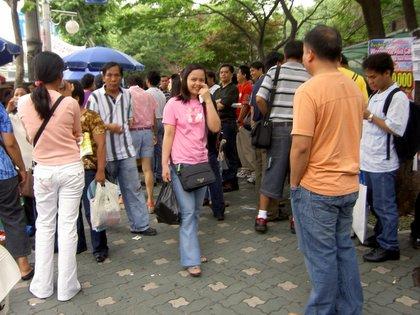 Fiesta kung saan may Pinoy