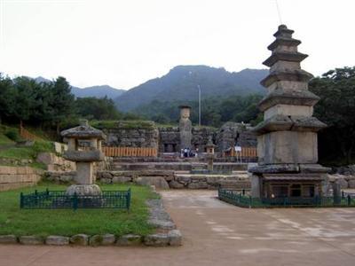 Mireukri temple site