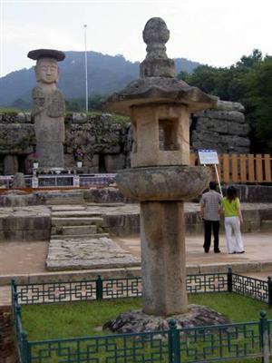 Mireukri temple ruin