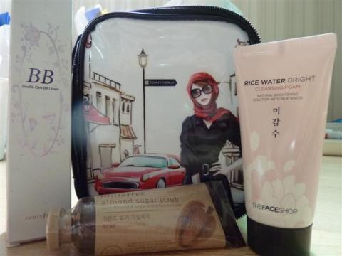 Korean cosmetic grab bag #2