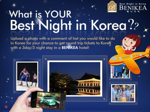 What is your Best Night in Korea?
