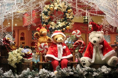 Christmas at Everland