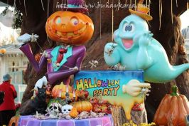 Halloween Party at Everland