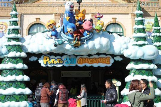 Pororo Adventure for the kids