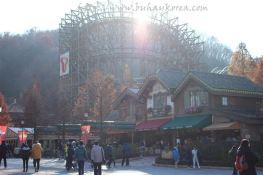 T-Express - wooden roller coaster