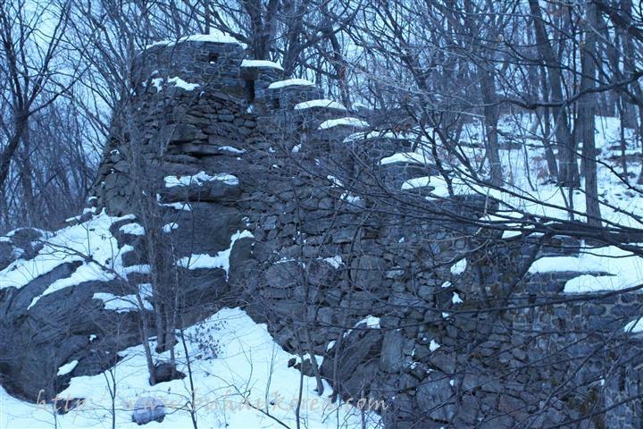Seoul fortress wall...