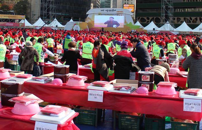 Seoul Kimjang Festival 2014