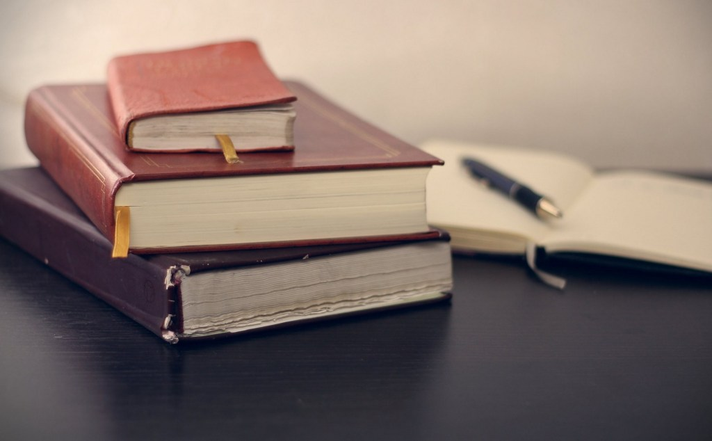 Collection of law books to illustrate BUI explainer article on South Africa's POPI Act and the EU's GDPR