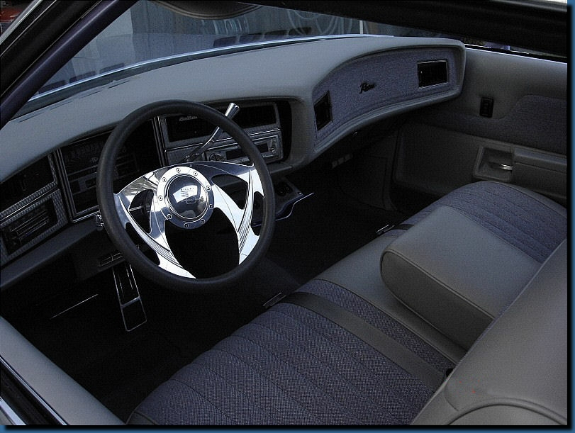 Tuck And Roll Interior