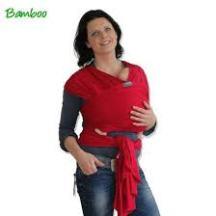 SmallVips rekbaar doek rood