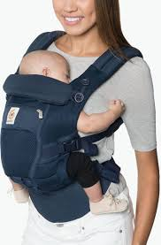 Ergobaby Adapt - Cool Air Mesh - Deep Blue