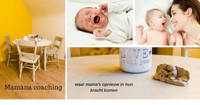 Mamana coaching voor mama's