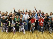 Build-A-Bike ® Charity Team Building Event