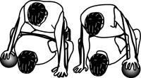 Medicine Ball Exercises: Push Ups